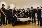 パイオニア、「オートサロン2015」で学生カーソムリエと共同製作のコンセプトカーを展示