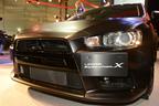 【速報!】三菱「ランサーエボリューションX Final Concept」、意味深な名前に込められた意味とは!?【東京オートサロン2015】