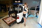 カロッツェリア×学生カーソムリエのコラボ企画!学生の声から生まれた車両を展示中