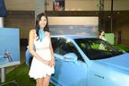 【速報!】空色&若草色の「クラウン」が爽やか!トヨタブースは多彩なクルマが共演!【東京オートサロン2015】