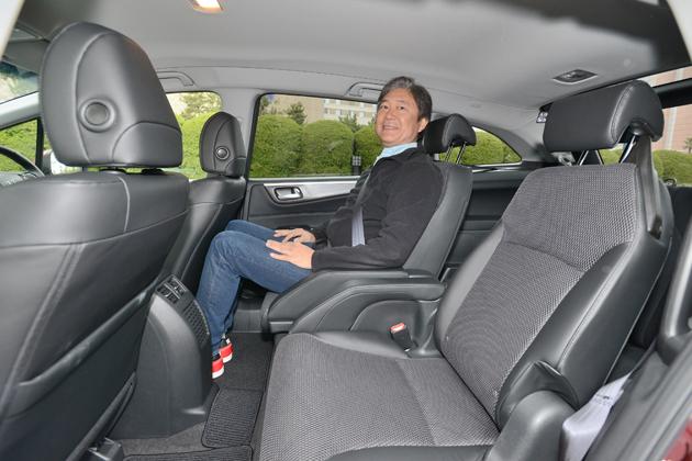車 中泊 ジェイド