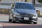メルセデス・ベンツ 新型 Bクラス「B180」[2015年モデル] 試乗レポート/渡辺陽一郎