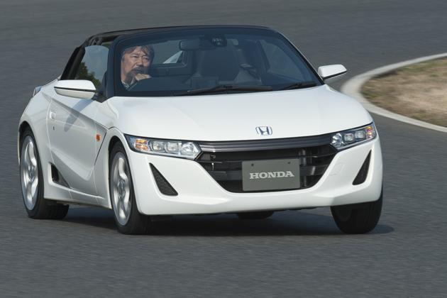 【試乗】ホンダ 軽スポーツ「S660」(プロトタイプ) 試乗レポート/国沢光宏