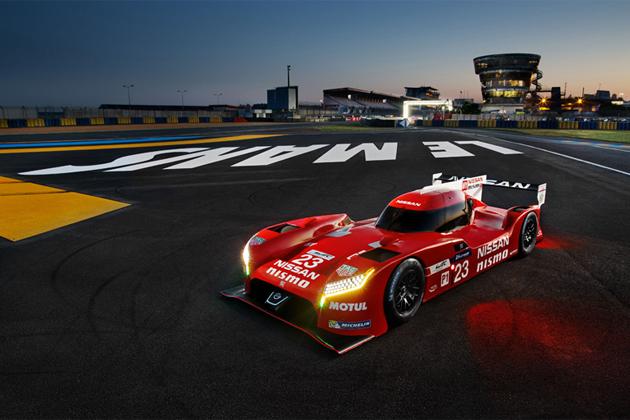 【日産】「Nissan GT-R LM NISMO」/ル・マン24時間レース(2015)
