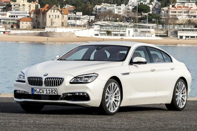 BMW 新型6シリーズ グラン クーペ
