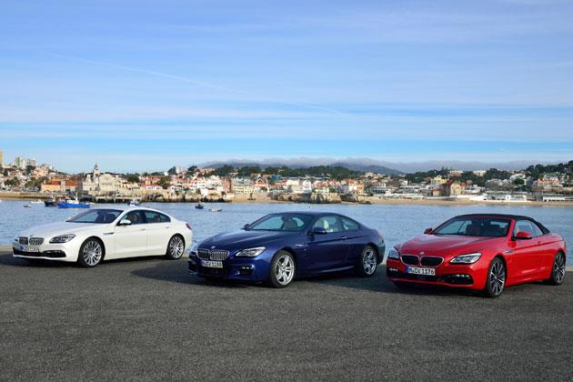 BMW 新型6シリーズ