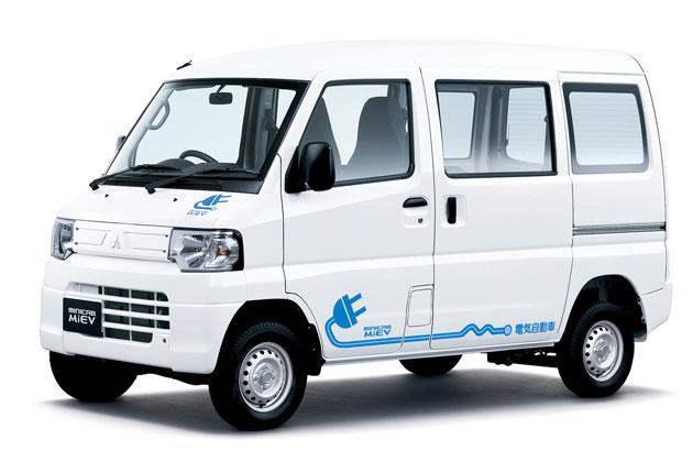 三菱「ミニキャブミーブ」シリーズを一部改良・最大約24万円値下げ