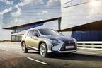 レクサス、新型「RX」をフランクフルトショーでヨーロッパ初公開