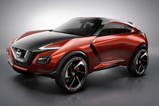 SUVにガルウィング採用!?「ニッサン グリップスコンセプト」が日本初公開!【東京モーターショー2015】
