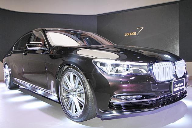 BMW 新型7シリーズ
