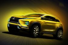 三菱自、自動運転も可能な次世代コンパクトEV「MITSUBISHI eX Concept」世界初披露