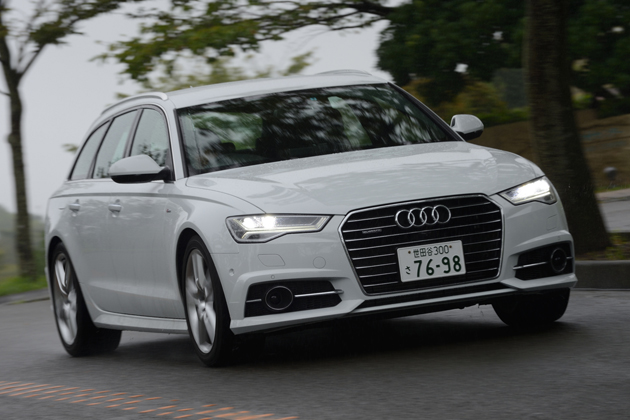 じんわりと旨みが広がるアウディ/Audi 新型 A6アバント 2.0 TFSI quattro 試乗レポート