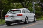 アウディ 新型 A6アバント 2.0 TFSI quattro S lineパッケージ[2015年7月追加モデル] 試乗レポート/今井優杏