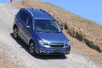 スバル 新型 フォレスター[D型]「X-BREAK(エックス・ブレイク) アドバンスドセイフティパッケージ装着車」(AWD/X-BREAK専用ボディカラー:クオーツブルー・パール) 試乗レポート