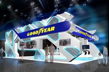 """グッドイヤー、""""発電するタイヤ""""を東京モーターショー2015に出展"""