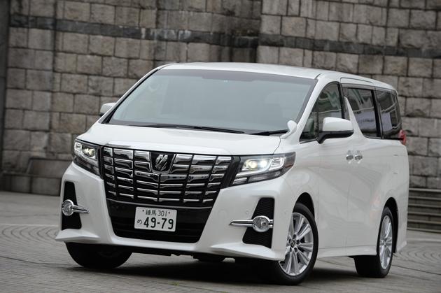 """激売れの最上級ミニバン「トヨタ 新型アルファード」の""""本当の燃費""""を測ってみた"""