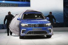 VW、排ガス問題について謝罪【TMS2015】新型「ティグアンGTE」日本初公開など