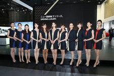 【TMS2015】モデル系美女が集結!BMWブース(写真82枚)