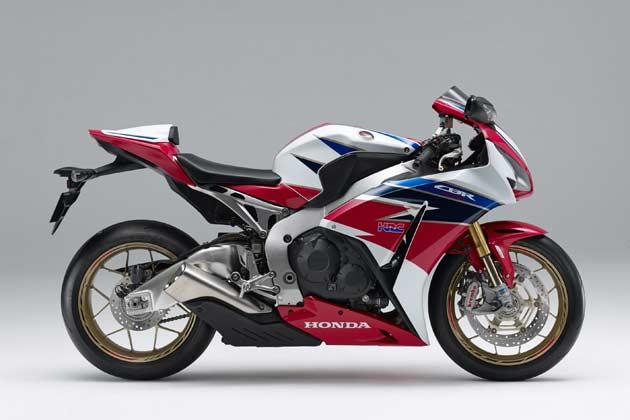 CBR1000RR SP ロスホワイト