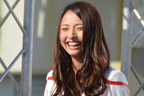 「2015 AUTECH Race Queen」の菅野麻友さん