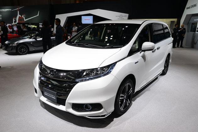 ホンダ オデッセイHVはライバルを圧倒する低燃費!価格次第で激売れか、苦戦か