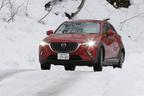マツダ CX-3 XD Touring Lpkg 4WD 6AT[18インチ ブリザックスタッドレスタイヤ]
