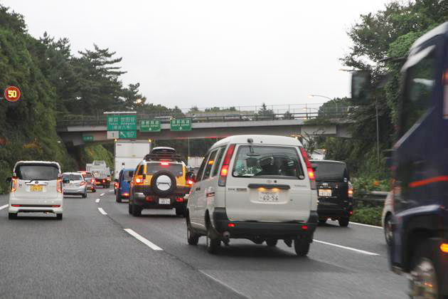 渋滞 関越道