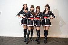 """東京オートサロン速報写真お届け中!イメージガール""""A-class""""の4人も登場!【TAS2016】"""
