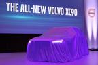 ボルボ 新型XC90 発表会にて