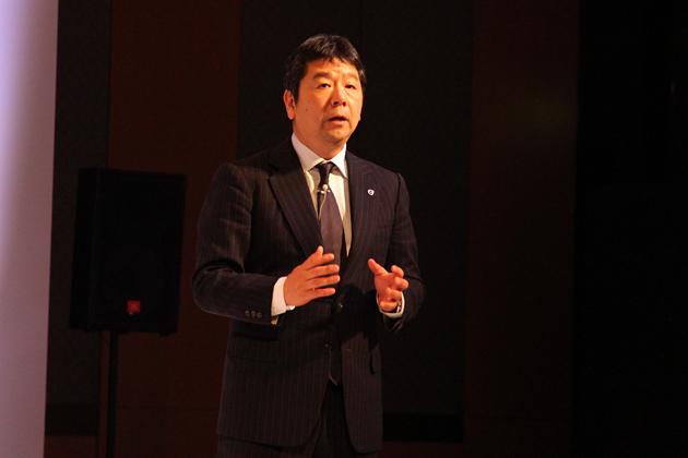 ボルボ・カー・ジャパン株式会社 代表取締役社長 木村隆之氏