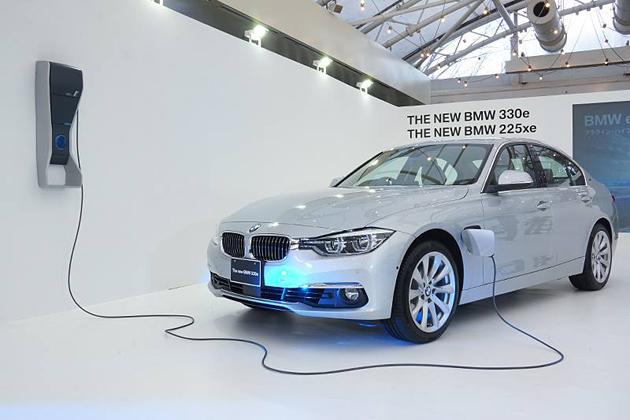 BMW 新型「330e」