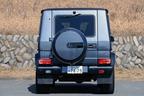ほんま、贅沢やなあ・・・メルセデス・ベンツ 新型 Gクラス「G550」(AMG V8 4.0ツインターボ) ショートインプレッション/今井優杏