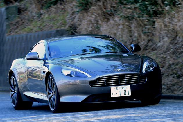 ~ワタシの心を振るわせた、特別な彼 ~「Aston Martin(アストンマーティン) DB9 GT」ショートインプレッション