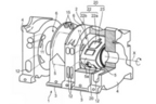 特許申請された新型ロータリーエンジン関連の図