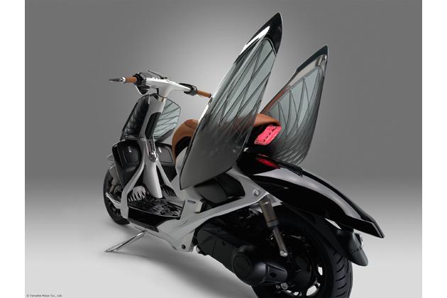 ヤマハ デザインコンセプトモデル 「04GEN」
