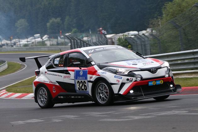TOYOTA C-HR Racing/ニュルブルクリンク24時間耐久レース(2016)