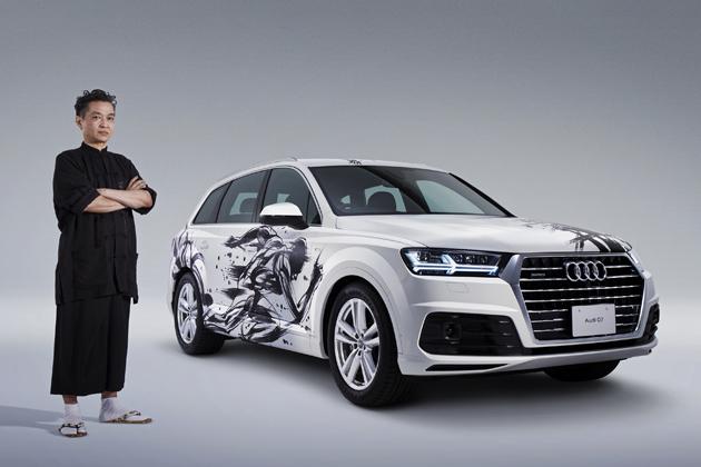Audi Q7 HIDEKICHI Dynamic Edition