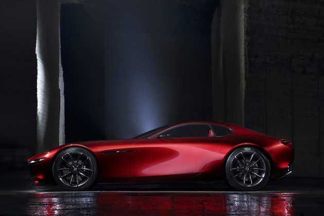 マツダは本当に赤字覚悟で新型ロータリーエンジン搭載「RX-9」を開発するのか!?