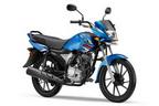 ヤマハのインド向け110ccモデル「Saluto RX (サルート アールエックス)」