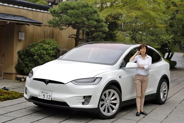 Tesla初のSUV「テスラ モデルX」国内初試乗 ~この爽快な走り、ひとりで愉しむのはもったいない!~