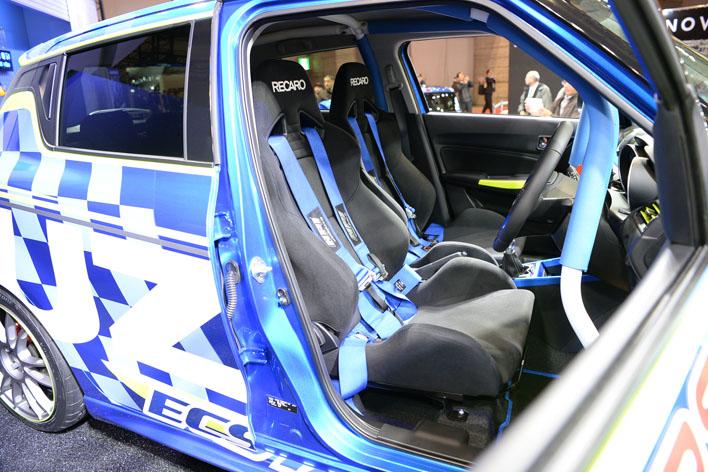 スイフト レーサー RS(参考出品車)