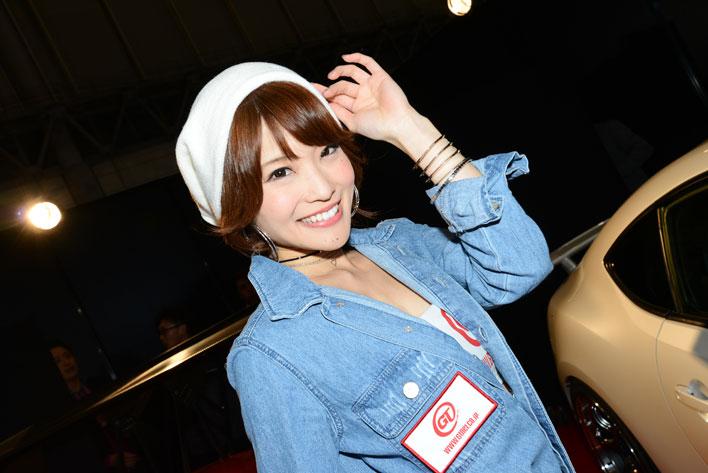 C-WEST GIRLSの藤井みのりさん