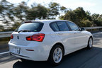 <BMW 118d Sport[ボディカラー:アルピンホワイトIII]>BMW 新型 1シリーズ 試乗レポート/渡辺陽一郎