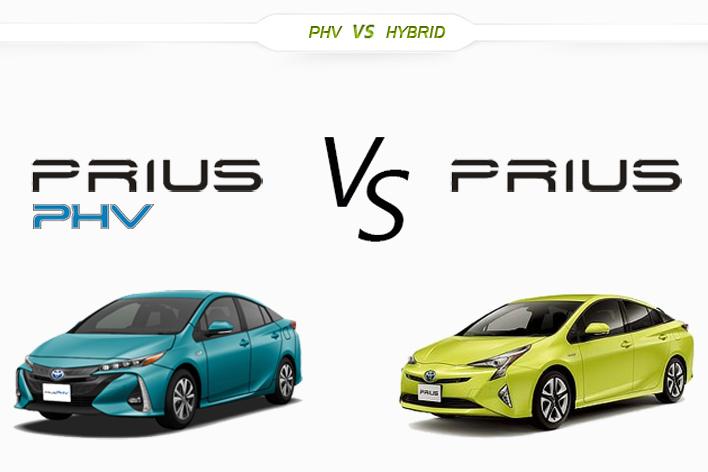 新型プリウスPHVと新型プリウスの価格・燃費・デザインなどを徹底比較 ...