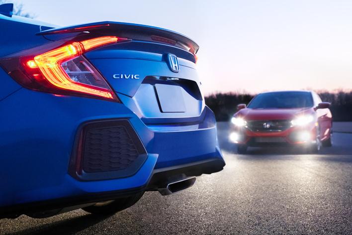 205馬力の新型シビックSiが北米で販売開始…価格は約270万円
