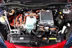 マツダが2013年に公開したREレンジエクステンダーのテスト車両