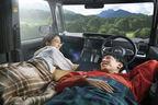 車中泊におすすめ車種6選  快適に車中泊できる車とは?