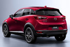 マツダ新型CX-3にガソリンモデル追加