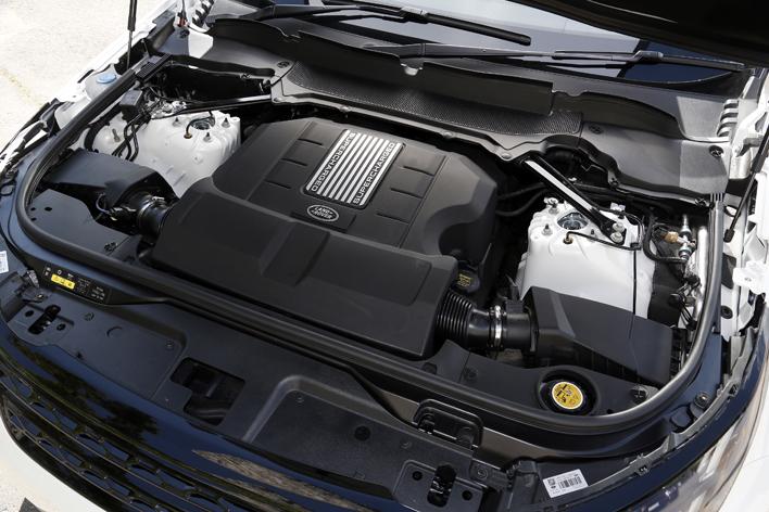ランドローバー 新型ディスカバリー HSE ラグジュアリー(ガソリン)