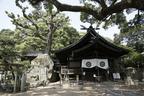 尾道・艮(うしとら)神社。ここで映画「時をかける少女」などのロケも行われた。